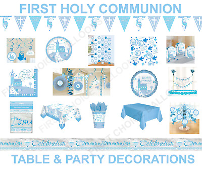 First Holy Communion - Church Design - Party & Tableware Decorations • 2.99£