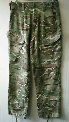 £14.99 • Buy British Army MTP Camo Camouflage Trousers Combat Military Surplus