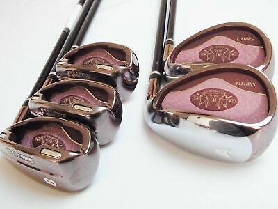 AU1149.56 • Buy Maruman Shuttle I3000x Ladies Hybrid Irons 5pc L-flex Set Golf Clubs