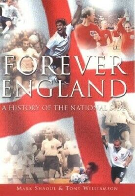 Forever England: A History Of The National Side, New, Books, Mon0000145720 • 4.30£