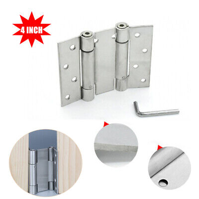 Stainless Steel Double Spring Door Freegate Hinge Two-way Opening Automatic • 20.45£