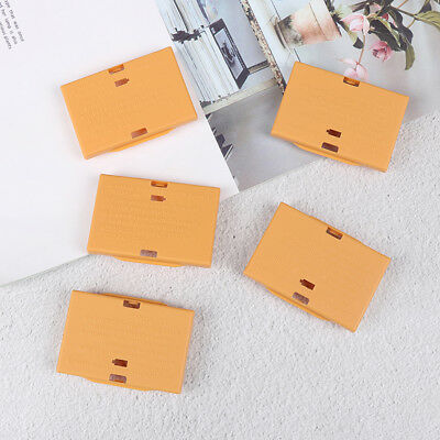 5Pcs Plastic Protective Cover Case Holder Boxes For Canon LP-E6 Battery EOS  OR • 2.89£