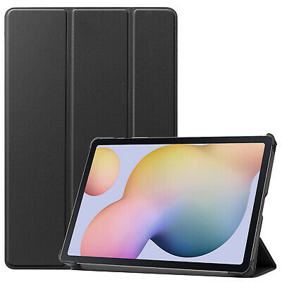 For Samsung Galaxy Tab S7 (11'') Case Slim Leather Smart Stand Protective Cover • 9.99£