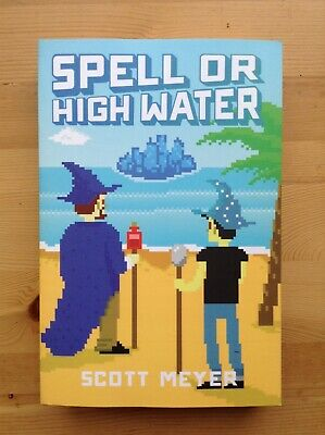 AU12.85 • Buy SPELL OR HIGH WATER Scott Meyer MAGIC 2.0 Master Of Formalities READY PLAYER ONE