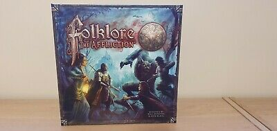 AU80 • Buy Folklore The Affliction Board Game Roleplaying Dungeons And Dragons
