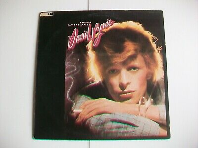 David Bowie - Young Americans - Uk Lp - Rs1006, 1975, Plays In Vg+ Condition. • 17.99£