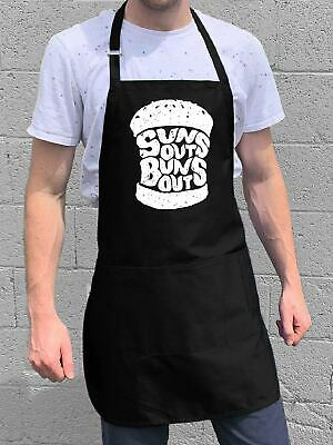 $22 • Buy Suns Out Buns Out Apron / Funny BBQ Grilling Gift For Men - Dads & Grandpas