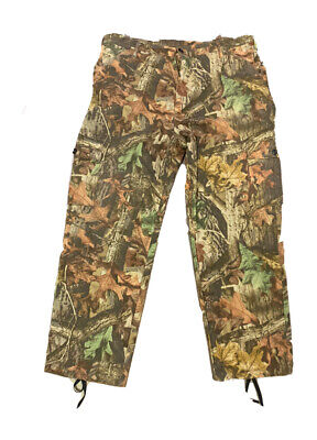 £15.33 • Buy Liberty Advantage Timber Camouflage Hunting Pants Mens XL
