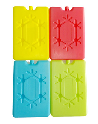New Reusable Freezer Cool Blocks Ice Pack Cooler For Picnic Travel Lunch Box UK • 4.25£