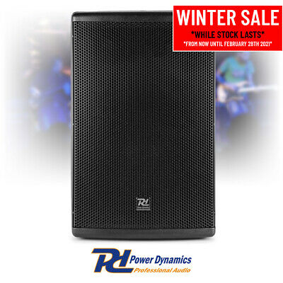 2-Way 15  PA System Speaker For Mobile DJ Disco Live Band Stage 350w RMS 8 Ohms • 155£