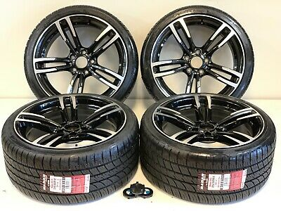 $2350 • Buy 19  WHEELS RIMS TIRES BMW FIT  M4 M3 437m M3 M5 Sport 19  STAGGERED 8609486095