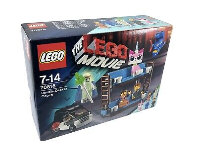 $ CDN56.46 • Buy Lego Movie Double-Decker Couch #70818 New Sealed Retired 2015 Minifigures