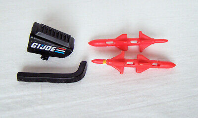 $ CDN22 • Buy Vintage GI Joe 1988 Tiger Force TIGER PAW Engine Cover Missiles Parts LOT!