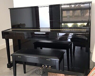 AU4999 • Buy YAMAHA T121 Black Upright Piano
