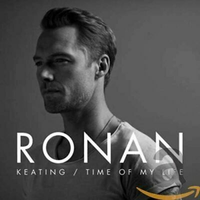 Ronan Keating - Time Of My Life  (CD) Brand New Unsealed • 1.69£