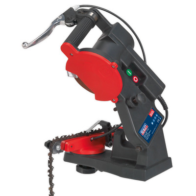 £59.99 • Buy Sealey SMS2002C Chainsaw Blade Sharpener - Quick Locating 85W