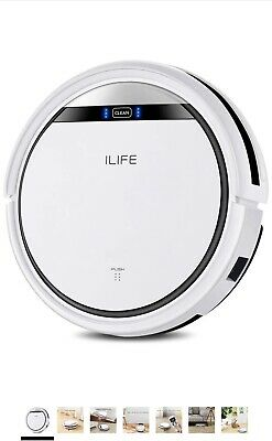 View Details ILIFE V3s Pro Robot Vacuum Cleaner Hoover Sweep • 105.00£