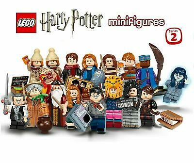 AU8 • Buy  HARRY POTTER SERIES 2  Pick Your Own!! LEGO 71028 FREE POST
