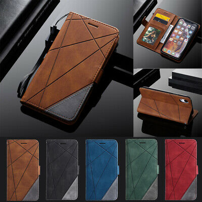 $ CDN8.20 • Buy For Samsung Galaxy S10 Lite S10 E S9 S8 Plus Magnetic Leather Wallet Case Cover