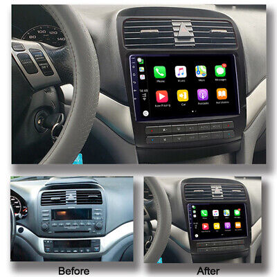 $568 • Buy Android 9.0 Quad Core Car Radio GPS Navigation 10.1'' For Acura TSX 2004-2008