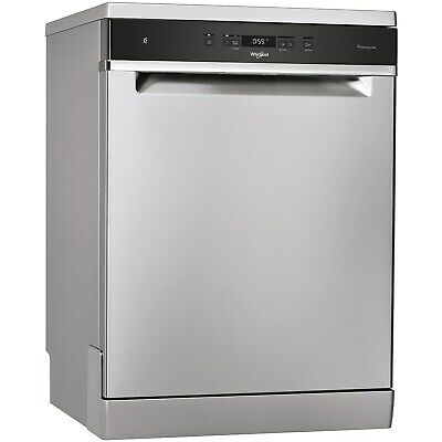View Details Whirlpool WFC3C33PFXUK 14 Place Freestanding Dishwasher - Stainless WFC3C33PFXUK • 609.97£