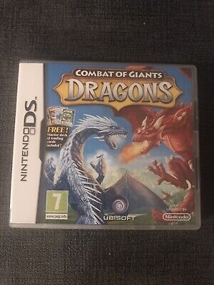 £2.78 • Buy Combat Of Giants Dragons (DS) With Starter Deck!