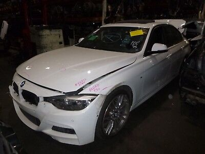 AU220 • Buy Wrecking 2014 Bmw F30 328i N20 Engine Transmission Panels Interior Doors Parts