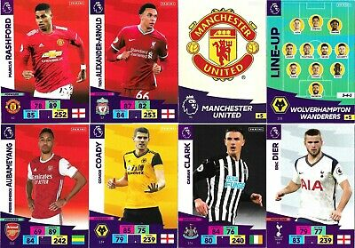 Panini Adrenalyn Xl Premier League 2020/21 Choose Your Cards From List 10-189 • 0.99£