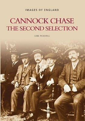 Cannock Chase: The Second Selection (Images Of E, Excellent, Books, Mon000017297 • 3.30£