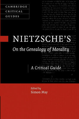 Nietzsche's On The Genealogy Of Morality: A Critical Guide (Cambridge Critical • 21.20£