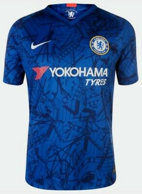 New Chelsea Home Shirt 19/20 Official Jersey, Size Small,Medium.Large XL & XXL • 14.99£
