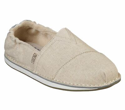 £19.98 • Buy Skechers Bobs Chill Womens New Flats Casual Memory Foam Trainers Shoes UK 3-7