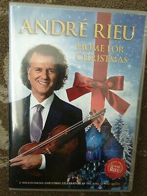 Andre Rieu Home For Christmas Dvd Music  • 14.99£