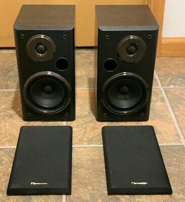 $149.99 • Buy Nakamichi CMS-5 Compact Music System SP-5 Speakers Pair (Mint Condition!)