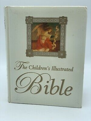 The Kingfisher Childrens Illustrated Bible • 4.25£
