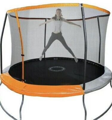Sportspower 10ft Outdoor Kids Trampoline With Enclosure Quick Delivery • 159.99£