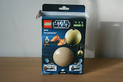 Lego Star Wars: Twin-pod Cloud Car & Planet Bespin (9678) 100% Complete • 19.99£