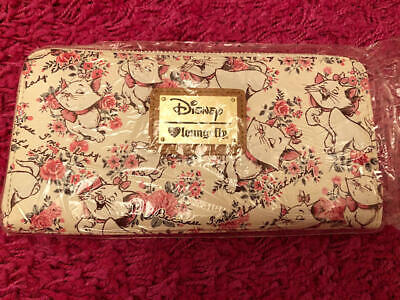 AU232.22 • Buy Loungefly X Mary Wallet Disney Long Wallet White The Aristocats Backpack NEW