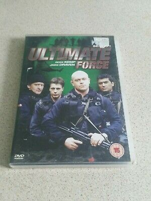 Ultimate Force Dvd • 5£