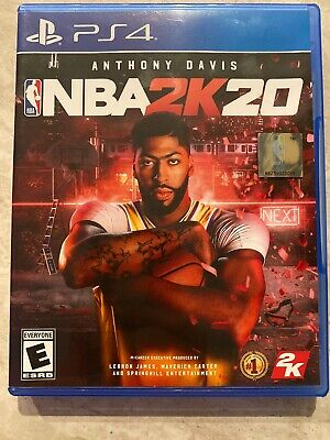 $ CDN14.49 • Buy NBA 2k20 PS4- Used; Excellent Condition