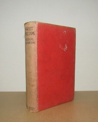 Richmal Crompton - Sweet William - 1st/7th (1940 George Newnes Cheap Edition) • 9.95£