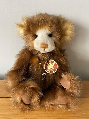 """Charlie Bear Becky. 2010 Collection Part 1. Retired. 12.5"""" Tall. • 35£"""