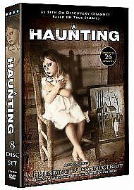 A Haunting: Seasons 1-3 And Specials DVD (2009) Cert E 6 Discs DISCOVERY CHANNEL • 2.99£