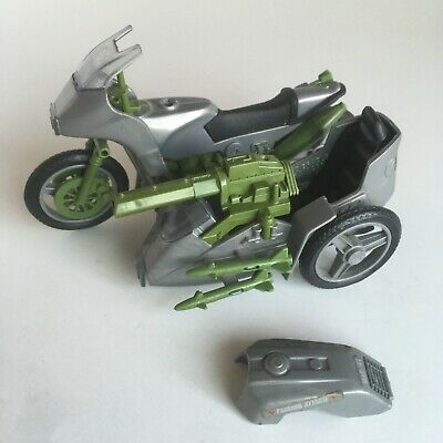 $ CDN63.80 • Buy GI Joe -------- SILVER MIRAGE Vintage Motorcycle, Hasbro 1985 --------- COMPLETE