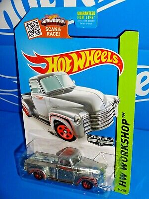 AU6.36 • Buy Hot Wheels 2015 Wal-Mart ZAMAC 014 Then And Now '52 Chevy Pickup