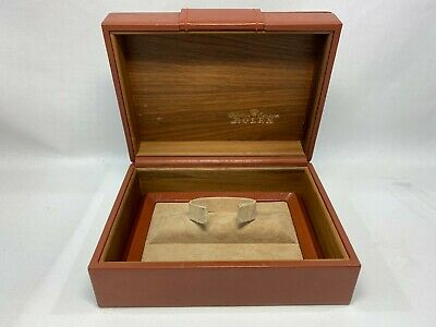 $ CDN131.16 • Buy VINTAGE GENUINE ROLEX Day Date Watch Box Case 71.00.02 0912003