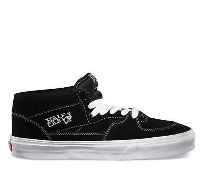 AU49.95 • Buy Vans Half Cab Black Skate Shoes Sneakers Runners Brand New With Tags
