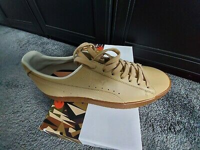 Puma Natural Special Edition Clyde 8 Quality Leather Trainer Limited Edition  • 50£