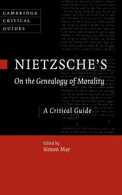 Nietzsche's On The Genealogy Of Morality: A Critical Guide (Cambridge Critical • 59.64£