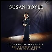 Susan Boyle - Standing Ovation (The Greatest Songs From The Stage, 2012) CD • 0.99£